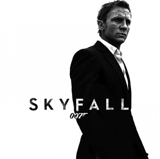 skyfall james bond mov...