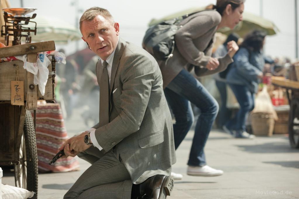 Dress Like James Bond James Bond Suits