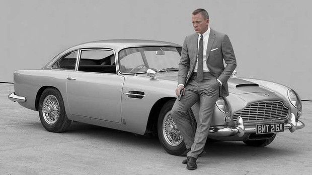 James Bond Skyfall Accessories
