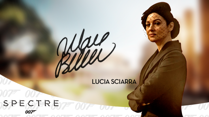 Monica Bullucci as Lucia Scarria